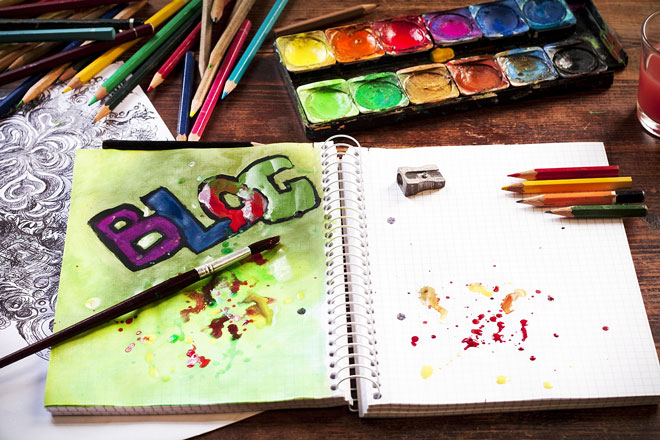 watercolor painting blog